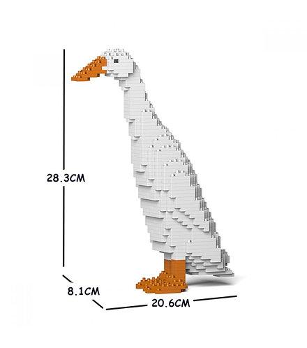 Jekca 鴨 Duck 01S (需訂貨)