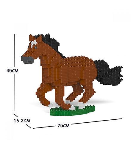 Jekca 馬 Horse 01C-M01 (需訂貨)