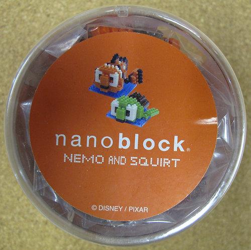 D_NEMO DISNEY Nemo and Squirt