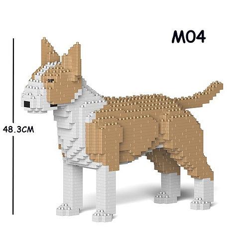 鬥牛梗 English Bull Terrier 01C-M04 M size (需訂貨)