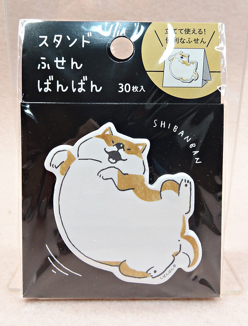D02734 Shibanban sticky memo note(56003)