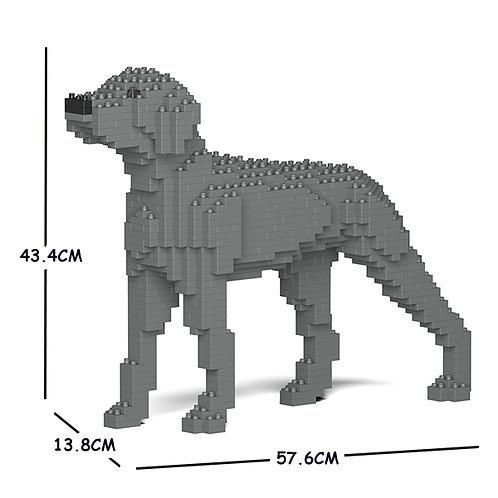 威瑪犬 Weimaraner 01C M size (需訂貨)