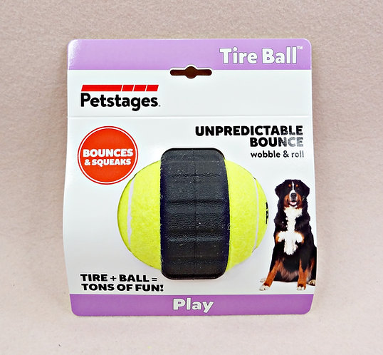 D02771 Petstages Tire Ball