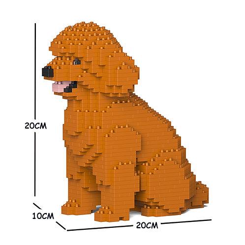 玩具貴婦 Toy Poodle 03S-M04 S size (需訂貨)