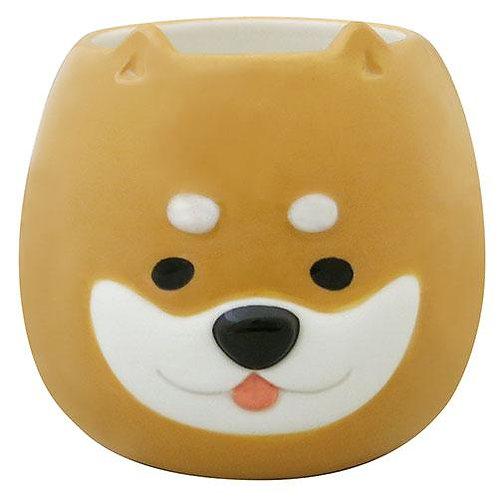 D02508 Wankoron赤柴mug cup