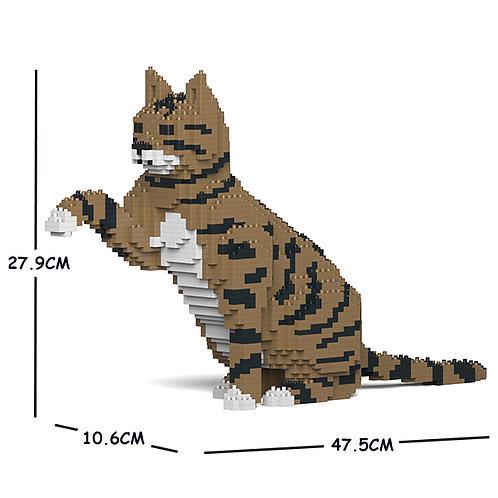 Brown Tabby Cat 04S-M04 (需訂貨)