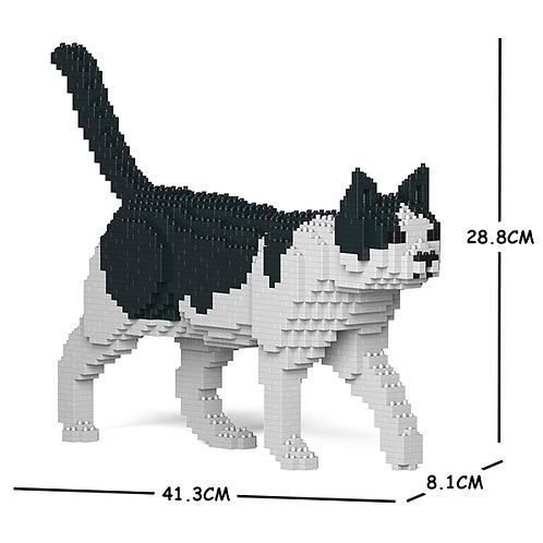 Black & White Cat 11S-M02  (需訂貨)