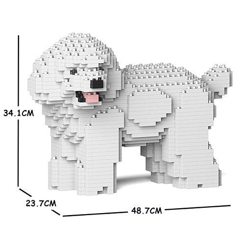 玩具貴婦 Toy Poodle 05C-M01 M size (需訂貨)