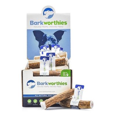 D01874_1 Barkworthies Whole Elk Antler Medium