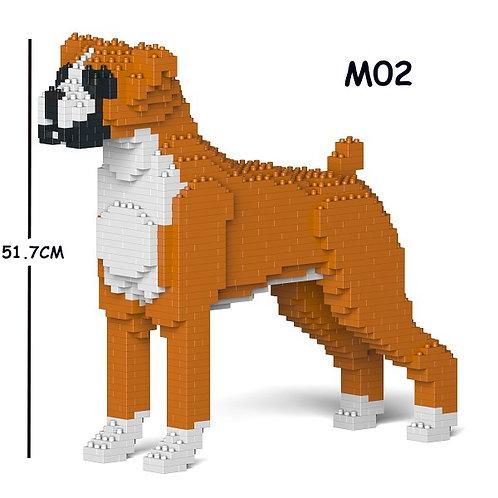 拳師犬 Boxer 01C-M02 M size (需訂貨)