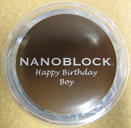 ML_024 Happy Birthday Boy