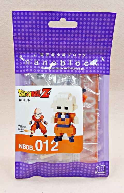 nanoblock NBDB_012 Dragon Ball - Krillin