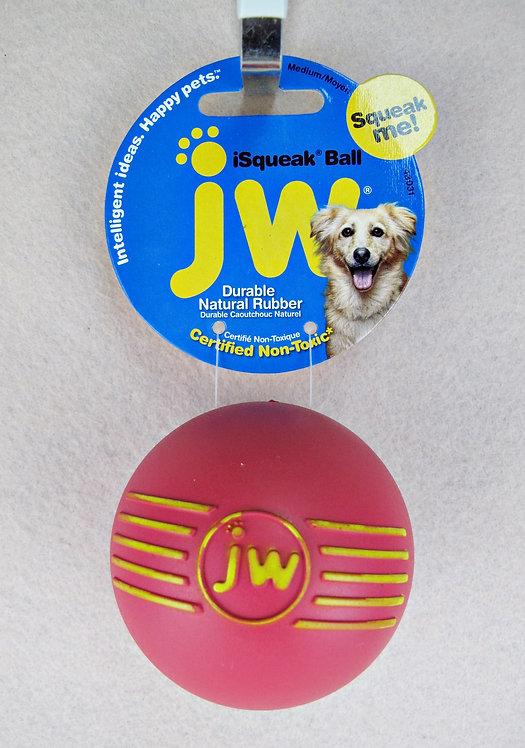D01317_1 JW iSqueak Ball M_red