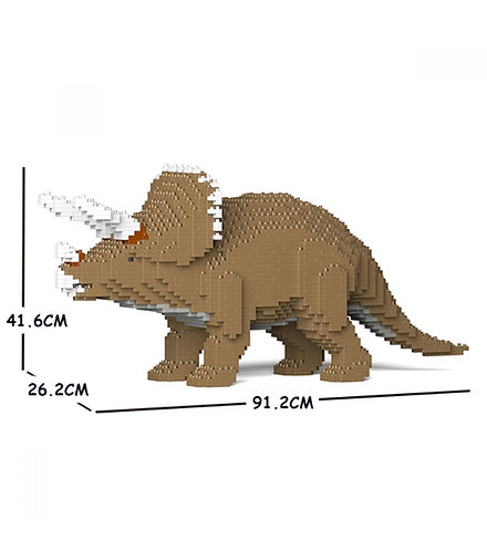 Jekca 三角龍 Triceratops 01C-M02 (需訂貨)