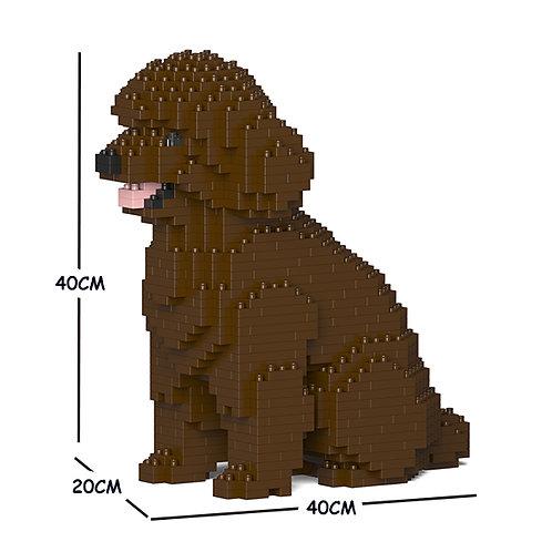 玩具貴婦 Toy Poodle 03C-M05 M size (需訂貨)