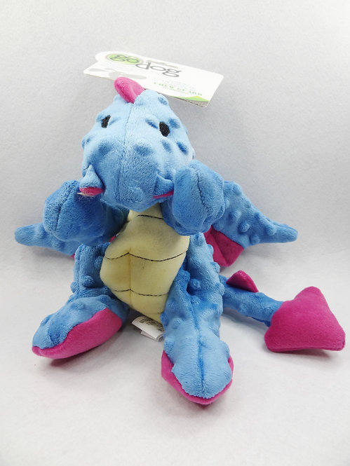 D01517 GoDog Dragon Periwinkle Large