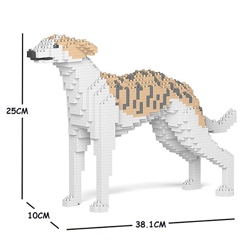 惠比特犬 Whippet Dog 01S S size (需訂貨)