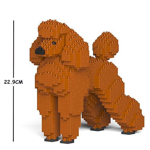 標準型貴婦狗 Standard Poodle 01S-S13 S size (需訂貨)