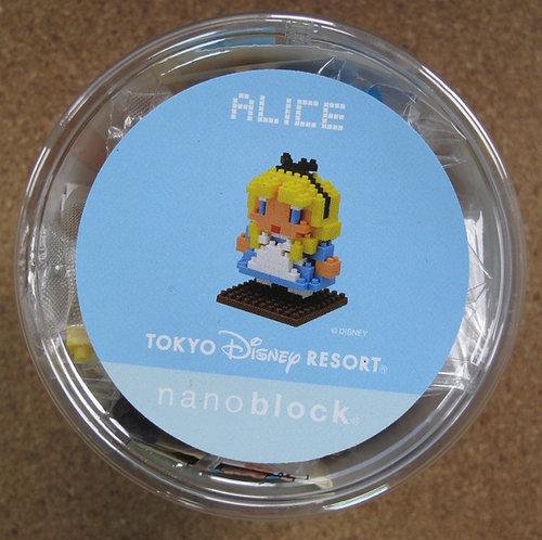 nanoblock D_A_2015 Disney Alice