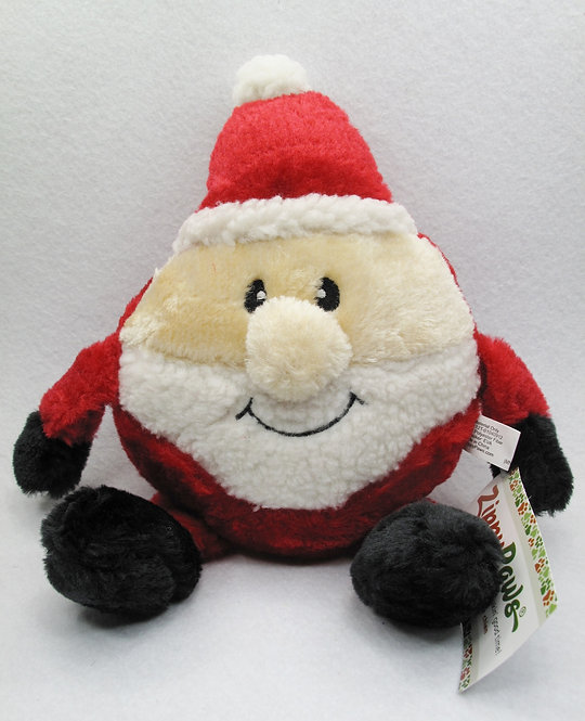 D01705_1 Zippy Paws Holiday Brainey - Santa