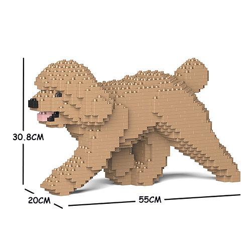 玩具貴婦 Toy Poodle 02C-M03 M size (需訂貨)