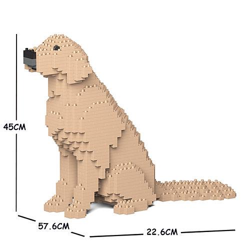 金毛尋回犬 Golden Retriever 03C-M03 M size (需訂貨)