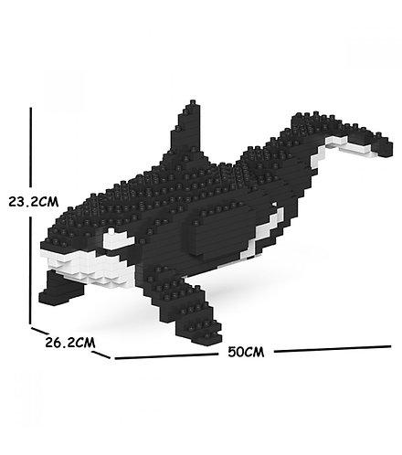 Jekca 殺人鯨 Killer Whale 01C (需訂貨)