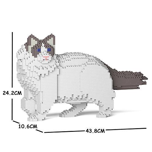 Ragdoll Cat 02S-M02 (需訂貨)