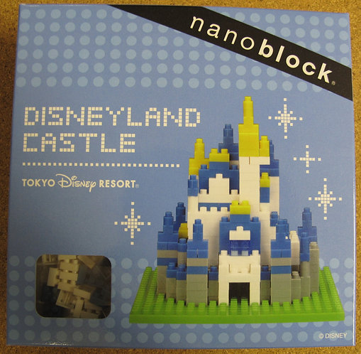 DB_CASTLE DISNEY Disneyland Castle