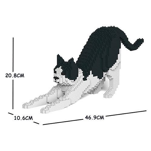 Black & White Cat 13S-M02  (需訂貨)