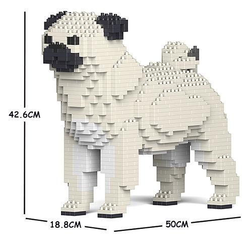 八哥 Pug 01C-M03 M size (需訂貨)