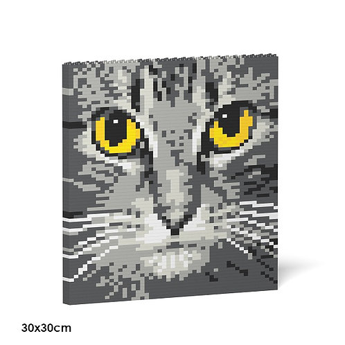 Cat Eyes Brick Painting 04S-M02  (需訂貨)