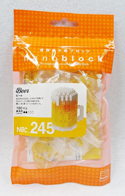 nanoblock NBC_245 Beer