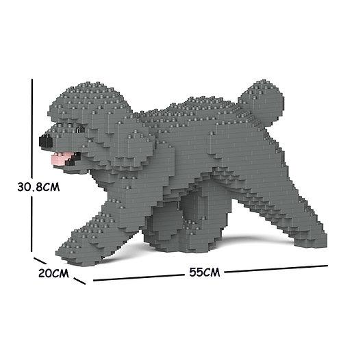 玩具貴婦 Toy Poodle 02C-M06 M size (需訂貨)