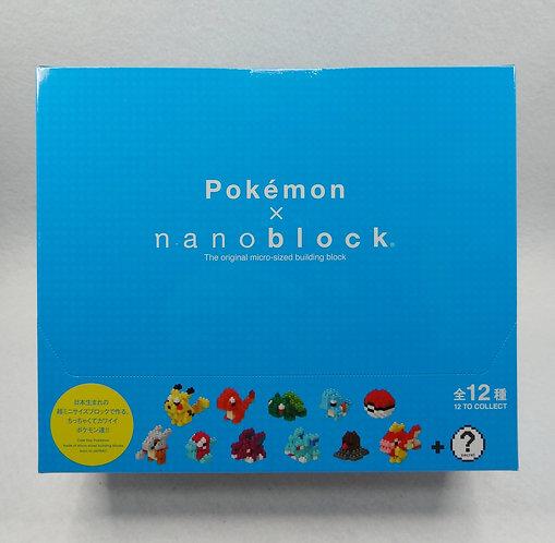 nanoblock NBMPM_01S Mini Pokemon Series 01