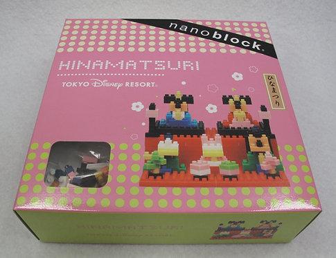 nanoblock D_2017_HINA Disney Hinamatsuri 2017