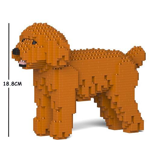 玩具貴婦 Toy Poodle 01S-M04 S size (需訂貨)