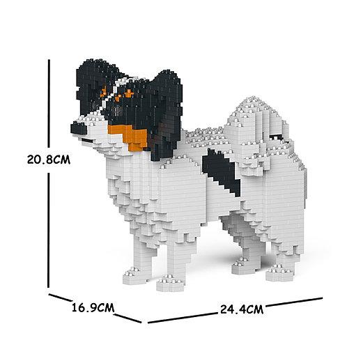 蝴蝶犬 Papillon Dog 01S-M01 S size (需訂貨)