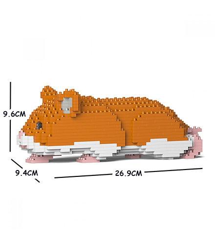 Jekca 倉鼠 Hamster 03S-M03 (需訂貨)