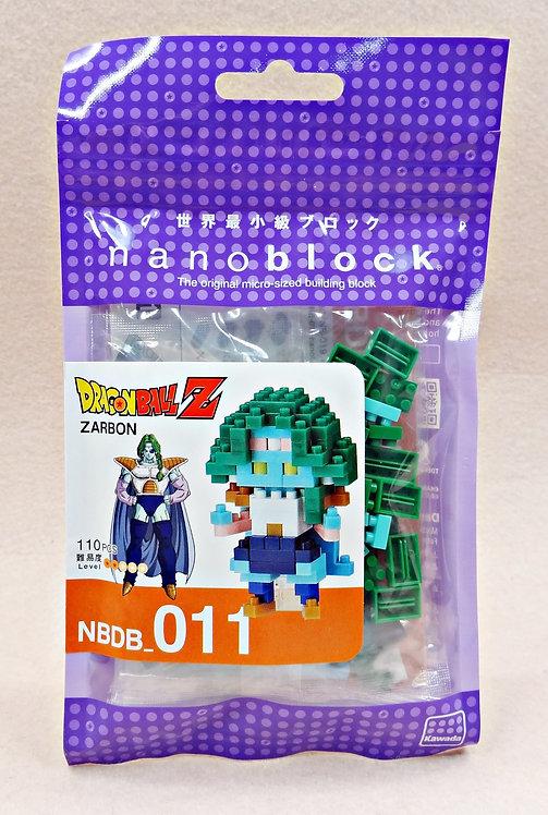 nanoblock NBDB_011 Dragon Ball - Zarbon