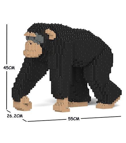 Jekca 黑猩猩 Chimpanzee 02C (需訂貨)