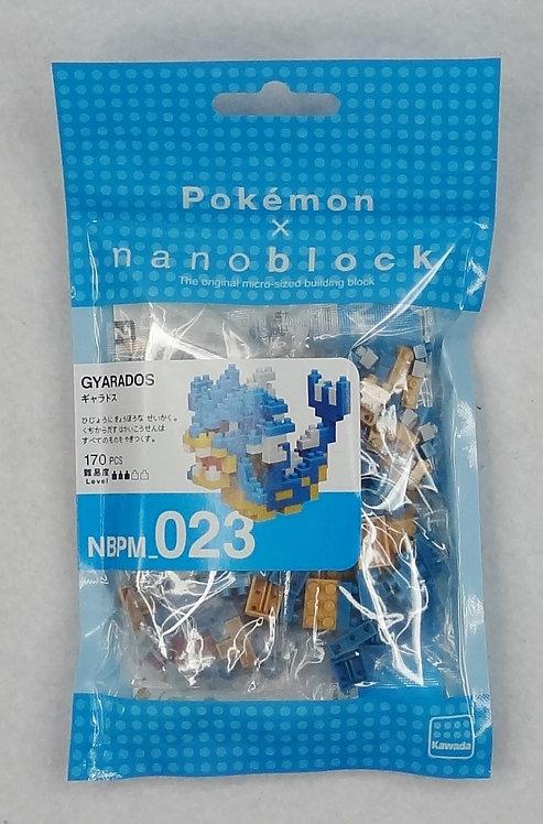 nanoblock NBPM_023 Pokemon Gyarados