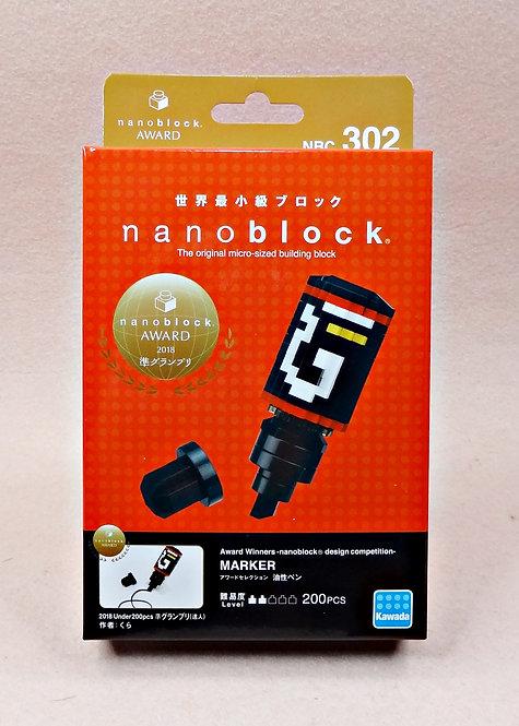 nanoblock NBC_302 Marker