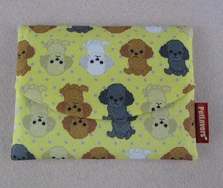 D01246 Pet Lovers 紙巾袋 (貴婦)