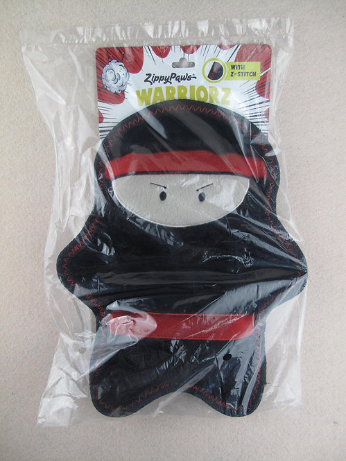 D01579 ZippyPaws Warriorz-Nobu the Ninja(SP_100_2)