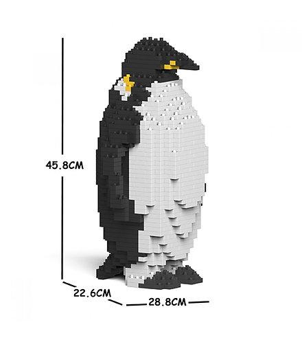 Jekca 皇帝企鵝 Emperor Penguin 01C (需訂貨)