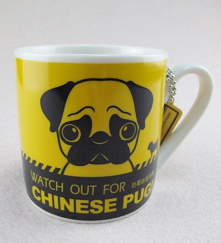 D01385_3 萌犬系列 - 八哥杯