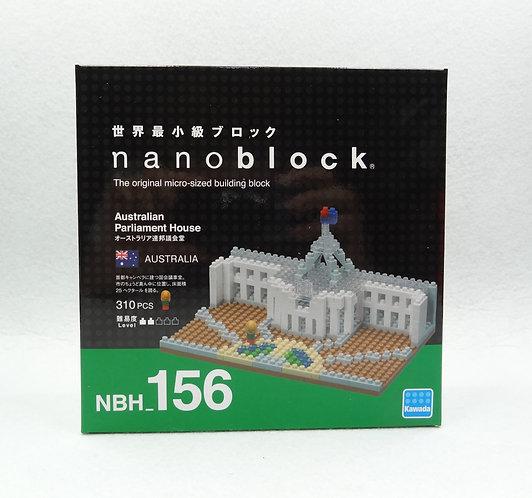 nanoblock NBH_156 Australian Parliament House