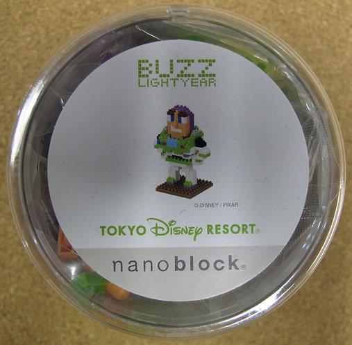 nanoblock D_BUZZ DISNEY Buzz Light Year