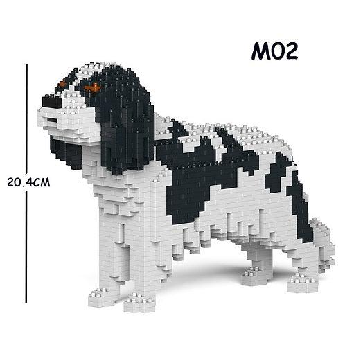 查理斯王騎士犬 Cavalier King Charles Spaniel 01S-M02 S size (需訂貨)